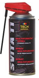 Spray Lubrificante Multi funcional 400ml